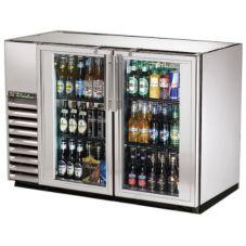 True® TBB-24GAL-48G-S Swing Door Back Bar Cooler for (48) 6-Packs