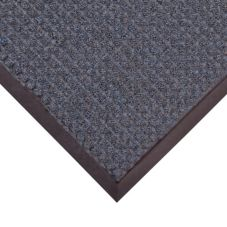 Apex 4468-430 Water Master® 4' x 6' Slate Blue Carpet Floor Mat