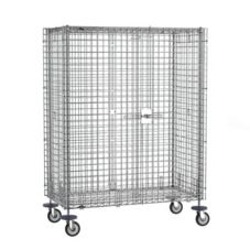 Metro® SEC55DC Super Erecta® Mobile Security Cage