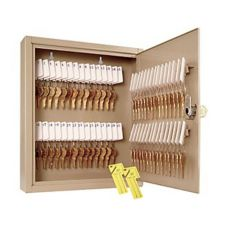 Staples® Advantage 384701 Key Cabinet for 60 Keys