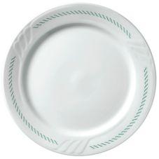 """Vertex® SAU-20-BRCG Sausalito 11.25"""" Cactus Plate - 12 / CS"""