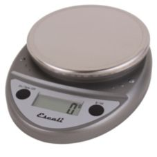 Escali® Primo Metallic 11 lb Portable Digital Scale