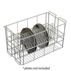 Ten Strawberry Street Dinner Plate Rack with 20 Slots