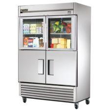 True® TS-49-2-G-2 TS-Series 49 Cu Ft Refrigerator