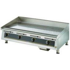 "Star® Ultra-Max® Throttling Thermostat 48"" Gas Griddle"