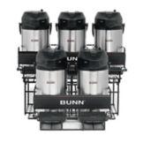 BUNN® 35728.0004 35728.0004 Universal Airpot Rack w/ 3 Upper / 2 Lower Racks