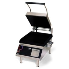 Star® GR14IEA Pro-Max® Programmable Smooth Iron 2-Sided Grill