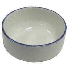 Steelite Performance Simplicity Blue Dapple Stackable 10 Oz. Soup Cup