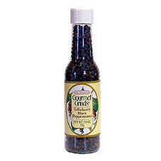 Chef Specialties 2.8 oz Tellicherry Black Pepper