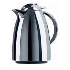 Frieling 0624-101600 Auberge Quick-Tip Maxi Chrome 34 Oz Carafe Server