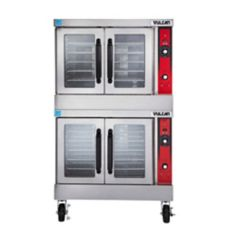 Vulcan Hart VC44GD Double Deck Natural Gas Standard Convection Oven