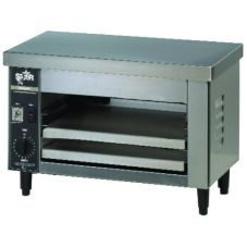 """Star® 526CMA-CUL Star-Max 20"""" Wide Cheese Melter with Timer"""