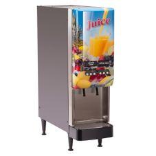 BUNN® 37900.0016 JDF-2S 2-Flavor Gourmet Cold Beverage System