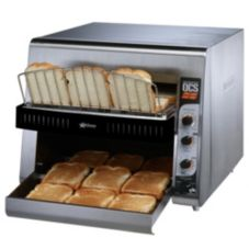 Star® QCS3-1300 High Volume Electric Horizontal Conveyor Toaster