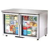 True® TUC-48G-ADA 12 Cu Ft Glass Door Undercounter Refrigerator