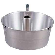 Allied Metal 3.5 Qt. Aluminum Tube Pan with Removable Bottom