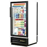 True® GDM-10PT-LD White Pass-Thru 10 Cu Ft Countertop Refrigerator