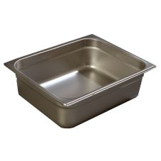 Carlisle® 608124 DuraPan™ Half-Size Stainless Steel Food Pan