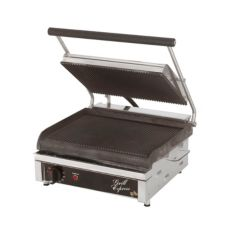 Star® Mfg. Grill Express™ Iron Grooved Sandwich Grill