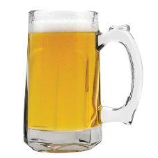 Anchor Hocking 1172U Clarisse 12 oz Beer Tankard - 12 / CS