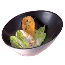 Steelite Distinction Contour Dusk Black 14 Oz Bowl