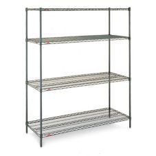 Metro EZ1848NK3-4 Super Erecta Shelf® 18 x 48 Convenience Pak Unit