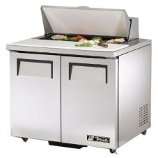 True® TSSU-36-8-ADA 8.5 Cu Ft Sandwich / Salad  Prep Table