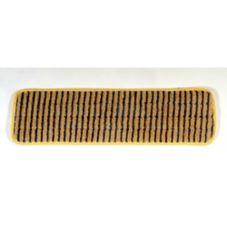 "Rubbermaid® FGQ81000YL00 HYGEN Microfiber 18"" Scrubber Mop"