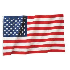 Accuserv 10005 3' x 5' U.S. Nylon Flag