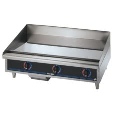 """Star® 536CHSF Star-Max® 36"""" Countertop Electric Griddle"""