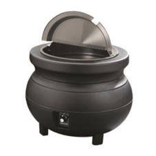 Cayenne® 72165 Black 11 Qt Colonial Kettle™ Warmer Package