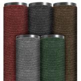 NoTrax® 117-BR Heritage Rib® 3' x 5' Brown Entrance Floor Mat