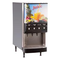 BUNN® 37300 JDF-4S 4-Flavor Gourmet Cold Beverage System