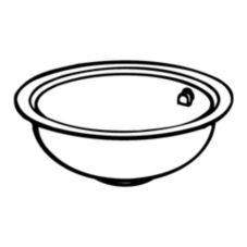 """Salvajor 12CB 12"""" Cone Bowl With Nozzle"""
