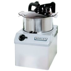 Hobart HCM61-1 1.5 HP 6 Qt Food Processor with Direct Drive Motor