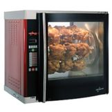 Alto-Shaam® AR-7E-SGLPANE Electric Single Pane Gas Rotisserie