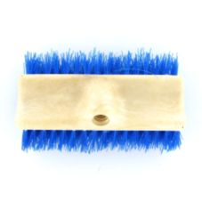 "O'Dell® 9159 Yellow 10"" Multi-Surface Deck Scrub Brush"