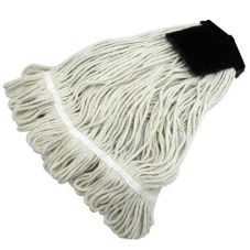 O'Dell 7ASFM-WHITE Twist-On Mop Head - 2 / BG
