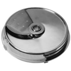 "Piper BT10-7 3/8"" Square Cut Size French Fry Disc For GVC600"