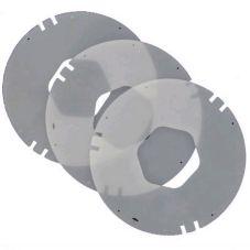 San Jamar® XC2422S-5 Extra Cup Dispenser Gaskets - 3 / PK