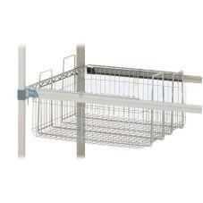 "Metro® MB2422XE MetroMax iQ® 24"" x 22"" Wire Basket"