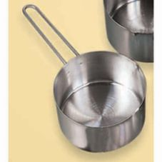 American Metalcraft S/S 1-3/4 Cup Measuring Cup w/ Wire Handle