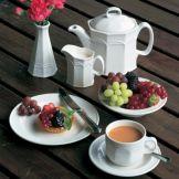 Steelite 17000925 Monte Carlo 15 Oz. Tea Pot - 6 / CS