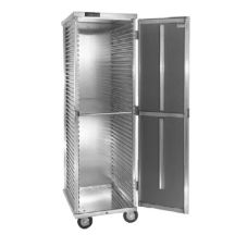 CresCor 100-1833D Aluminum Enclosed Non-Insulated Mobile Cabinet