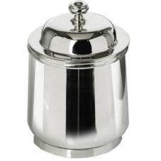 Eastern Tabletop S/S 10 Oz. Legacy Collection Sugar Bowl with Lid