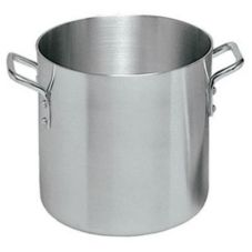 Update International APT-32 32 Qt. Aluminum Stock Pot