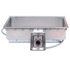 APW Wyott TM-12L Electric Uninsulated Drop-In Food Warmer w/ E-Z Lock