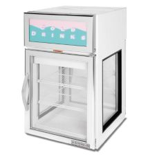 Beverage-Air CRD5GE-1W-G Refrigerated Beverage / Packaged Food Display