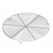 Matfer Bourgeat 312501 Round Cooling Rack With Feet
