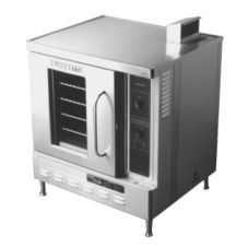 Blodgett DFG-50 SINGLE Gas Convection Oven with Draft Diverter Hood